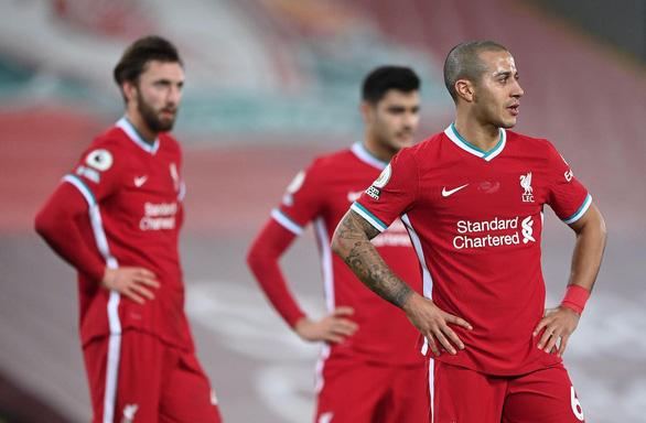 Liverpool thua trận thứ tư liên tiếp ở Premier League - Ảnh 3.