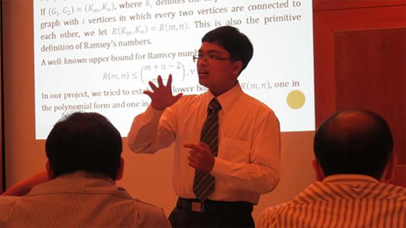 Phạm Hy Hiếu - Người Việt trẻ trong bộ não Google: Muốn vươn xa với trí tuệ nhân tạo, cần gì? - Ảnh 1.