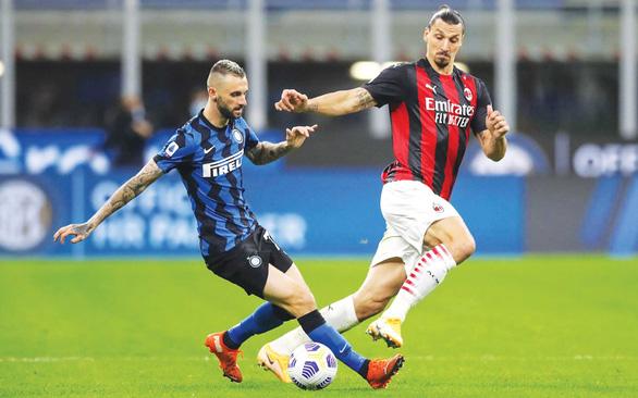 Thành Milan chia nửa Serie A - Ảnh 1.