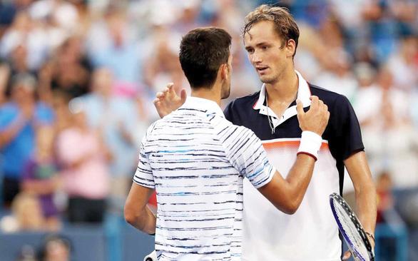 Chung kết đơn nam Giải Úc mở rộng 2021: Lịch sử chờ gọi tên Medvedev - Ảnh 1.