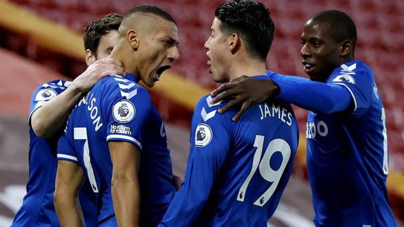 Liverpool thua trận thứ tư liên tiếp ở Premier League - Ảnh 1.