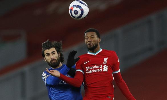 Liverpool thua trận thứ tư liên tiếp ở Premier League - Ảnh 2.