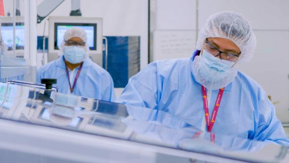 Sẵn sàng các điều kiện nhập vắc xin COVID-19 cần bảo quản âm sâu - Ảnh 1.