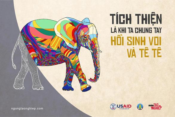 Hành động ngay trước khi voi, tê tê chỉ còn là một ký ức - Ảnh 4.