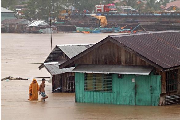 Hơn 5.000 người ở Philippines phải sơ tán để tránh cơn bão số 1 năm 2021 - Ảnh 2.