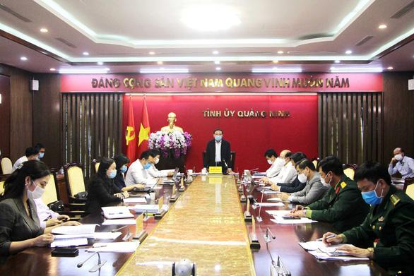 Quảng Ninh cho học sinh trở lại trường từ ngày 1-3 - Ảnh 1.