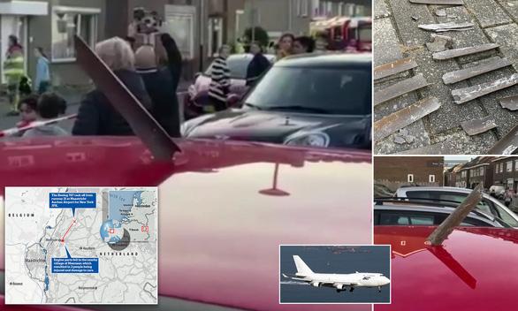Máy bay Boeing của Mỹ và Hà Lan gặp lỗi động cơ khi đang bay, trùng hợp? - Ảnh 1.