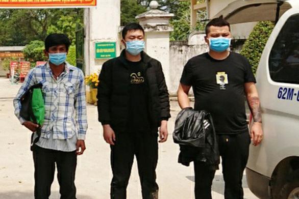2 người Trung Quốc vượt biên vào Lạng Sơn, định sang Campuchia thì bị bắt - Ảnh 1.