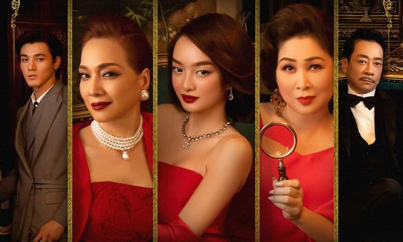 Hiệu ứng domino phim Việt: Gái già lắm chiêu V chiếu ngày 12-3, 3 phim lùi lịch - Ảnh 1.