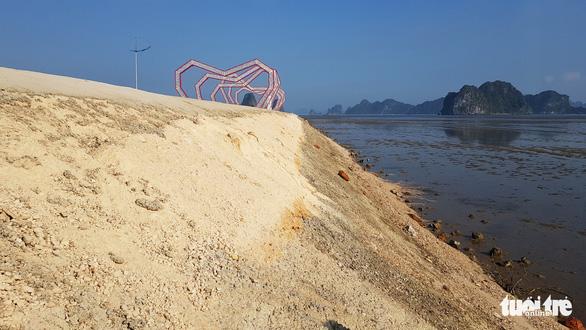 Lợi dụng chính quyền lo dập dịch, một công ty lấn chiếm 16.000m2 đất ngoài chỉ giới - Ảnh 3.