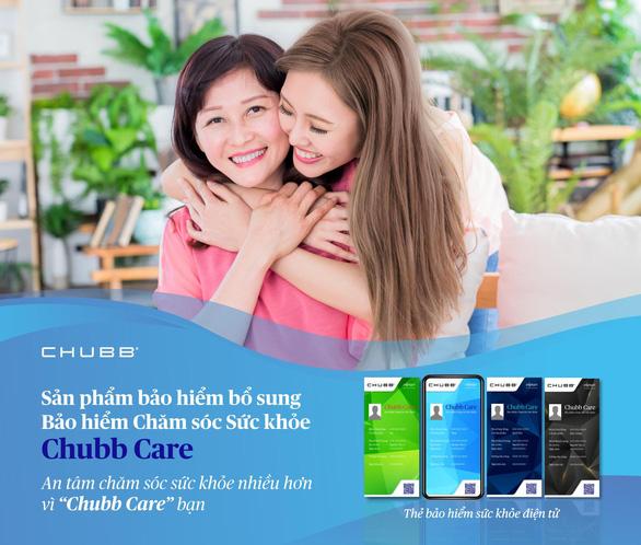 Chubb Life Việt Nam giới thiệu Bảo hiểm Chăm sóc Sức khỏe - Chubb Care - Ảnh 1.