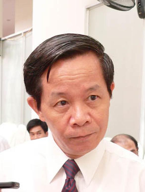 Nguyên thứ trưởng thường trực Bộ Công thương làm chủ tịch hội đồng quản trị Vietbank - Ảnh 1.