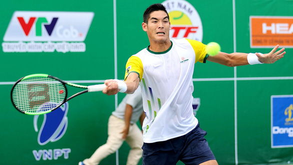 Tay vợt Thái Sơn Kwiatkowski hoàn thành việc nhập tịch - Ảnh 1.