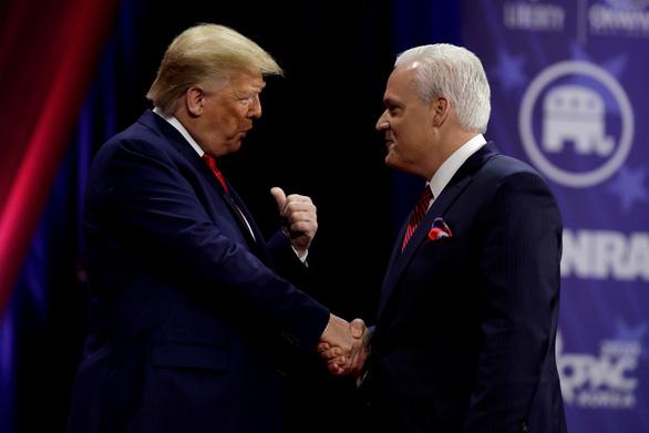 Ông Trump sẽ xuất hiện như ứng viên tổng thống sáng giá của Cộng hòa - Ảnh 1.