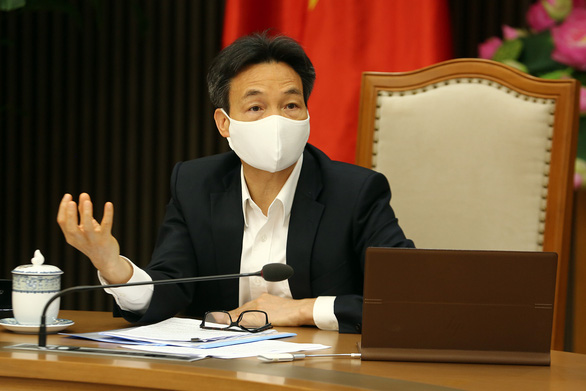Deputy Prime Minister Wu Duc Dam: It is absolutely impossible that there are no pathogens in the community - Figure 1.