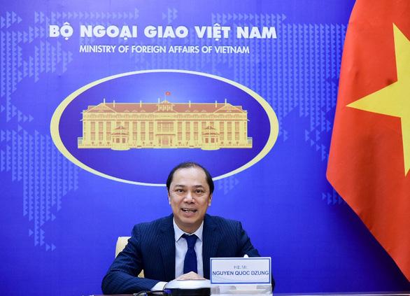 Việt Nam, Thái Lan nhất trí đề cao tuân thủ luật pháp ở Biển Đông - Ảnh 1.