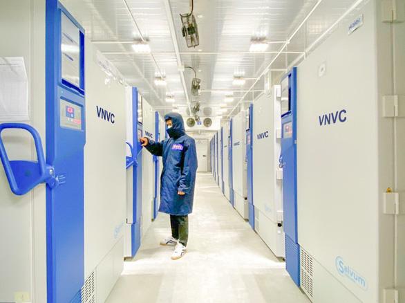 31 triệu vắc xin Pfizer Việt Nam mua sẽ bảo quản thế nào? - Ảnh 3.