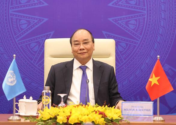 Thủ tướng Nguyễn Xuân Phúc kêu gọi tuân thủ luật pháp quốc tế tại LHQ - Ảnh 1.