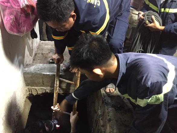 Đề nghị cấp bằng Tổ quốc ghi công cho người hi sinh cứu người dưới cống thoát nước - Ảnh 1.