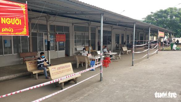 Hàng hóa qua lại Việt Nam - Campuchia vẫn thông suốt giữa dịch - Ảnh 4.