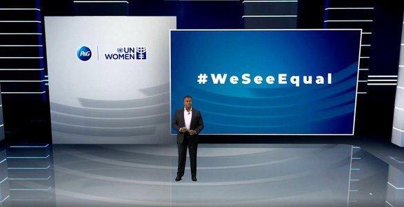 P&G cam kết hành động vì bình đẳng giới - Ảnh 1.
