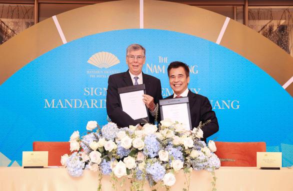Mandarin Oriental Đà Nẵng sẽ là khu nghỉ dưỡng và dân cư đẳng cấp thế giới - Ảnh 1.