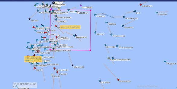Thủy thủ tàu đi từ Trung Quốc tử vong, Vũng Tàu xét nghiệm thấy 5 người dương tính COVID-19 - Ảnh 2.