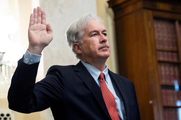 Ứng viên giám đốc CIA William Burns: Chống Trung Quốc là quan tâm số 1 trong nhiệm kỳ của tôi - Ảnh 1.