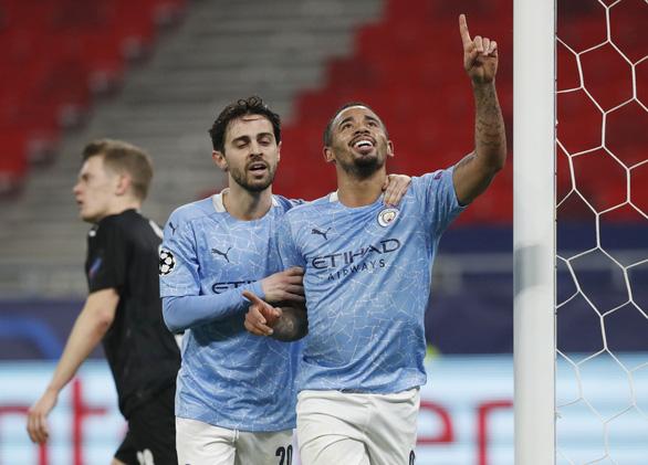 Man City thắng dễ Monchengladbach ở Champions League - Ảnh 2.