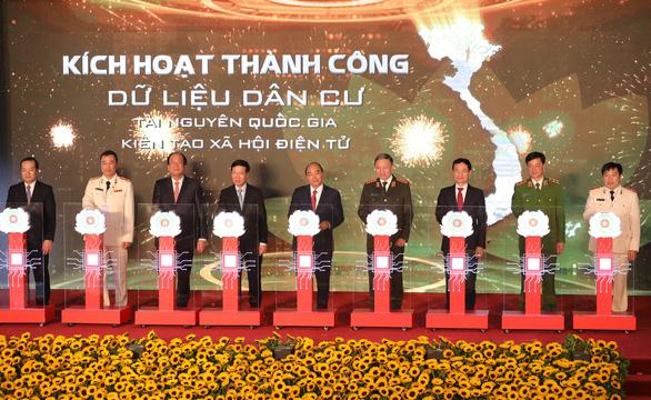 Việt Nam chính thức có hệ thống dữ liệu quốc gia về dân cư - Ảnh 1.