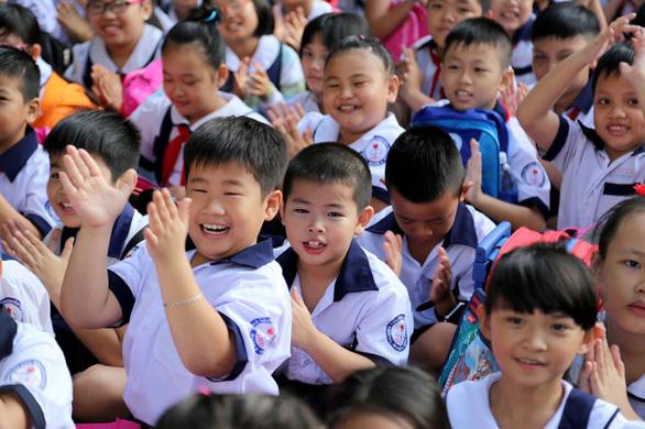 TP.HCM đề xuất chính sách hỗ trợ học phí cho học sinh tiểu học trường tư thục - Ảnh 1.
