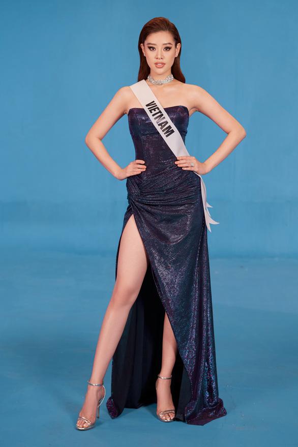 Công bố hình ảnh Khánh Vân trong 'Road To Miss Universe 2020' - Ảnh 2.