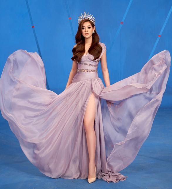 Công bố hình ảnh Khánh Vân trong 'Road To Miss Universe 2020' - Ảnh 5.