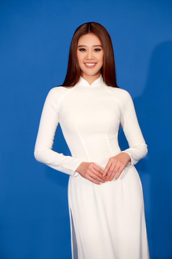 Công bố hình ảnh Khánh Vân trong 'Road To Miss Universe 2020' - Ảnh 3.