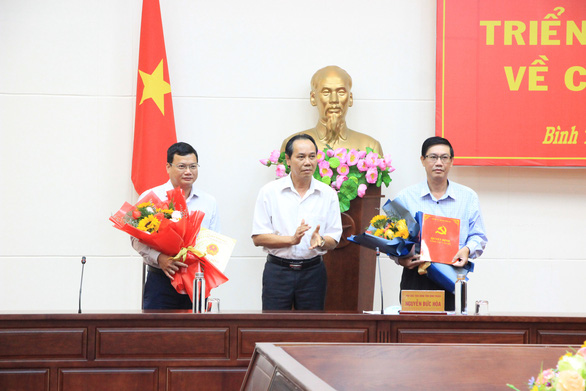 Đảo Phú Quý có tân bí thư Huyện ủy - Ảnh 1.