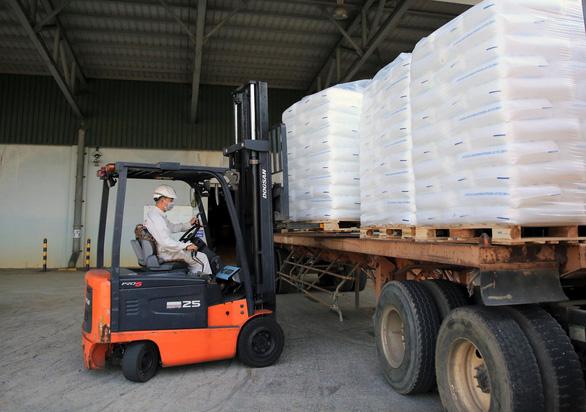 BSR sản xuất và xuất bán sản phẩm hạt nhựa mới T3045 - Ảnh 1.