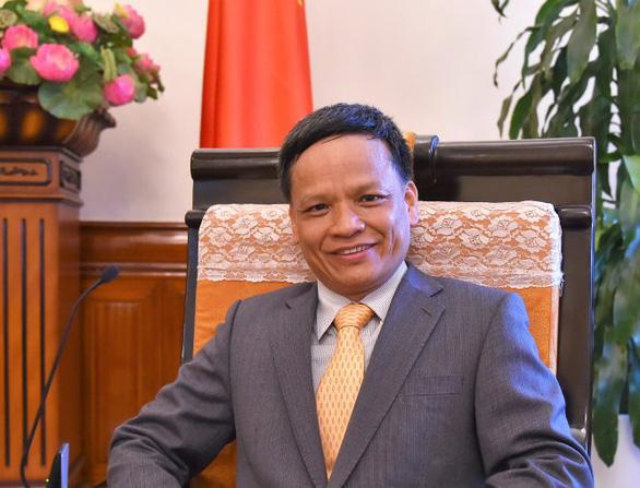 Việt Nam tái đề cử ứng viên vào Ủy ban Luật pháp quốc tế - Ảnh 1.