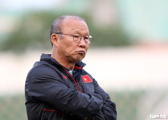 HLV Park Hang Seo đến Việt Nam với lời khuyên không cản đường đàn em - Ảnh 1.