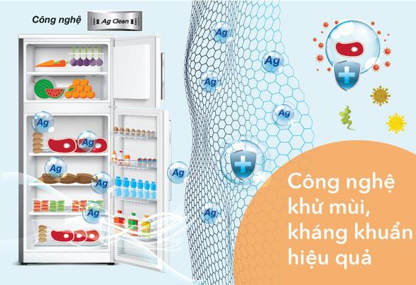 Bốn điều cần lưu ý khi mua tủ lạnh lần đầu - Ảnh 2.
