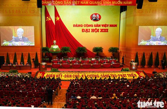 Toàn văn Nghị quyết Đại hội đại biểu toàn quốc lần thứ XIII của Đảng - Ảnh 1.