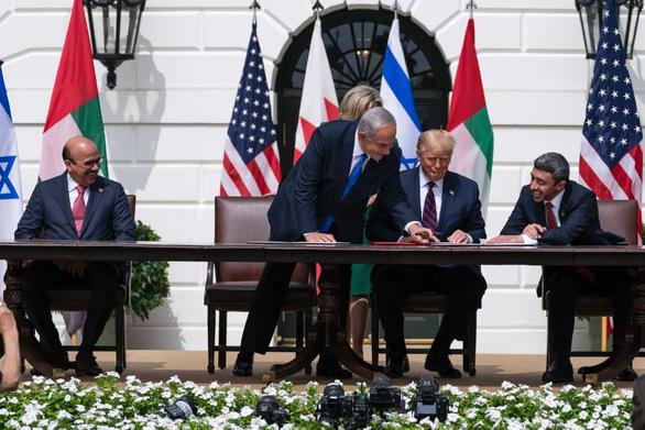 Israel đàm phán lập liên minh quốc phòng 4 nước ở Trung Đông? - Ảnh 1.