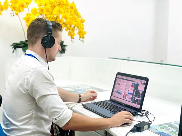 Trường Quốc tế Á Châu phát triển nhiều kỹ năng cho học sinh qua dạy học trực tuyến - Ảnh 2.