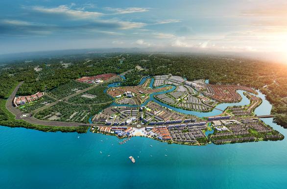 Độc đáo tour thưởng ngoạn không gian sống sinh thái tại Aqua City bằng đường sông - Ảnh 3.