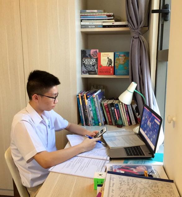 Trường Quốc tế Á Châu phát triển nhiều kỹ năng cho học sinh qua dạy học trực tuyến - Ảnh 3.