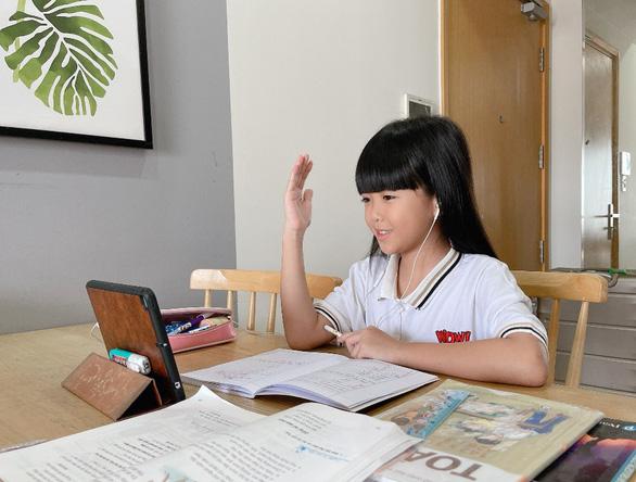 Trường Quốc tế Á Châu phát triển nhiều kỹ năng cho học sinh qua dạy học trực tuyến - Ảnh 4.