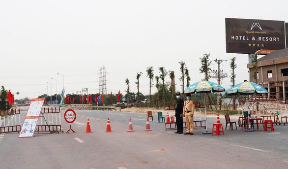 Dỡ bỏ phong tỏa những điểm nóng cuối cùng tại Đông Triều, Quảng Ninh - Ảnh 1.