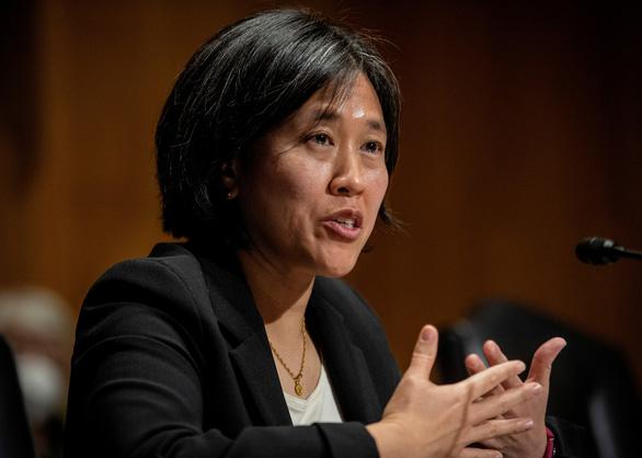 Ứng viên đại diện thương mại Mỹ cam kết dùng thuế quan đối phó Trung Quốc - Ảnh 1.