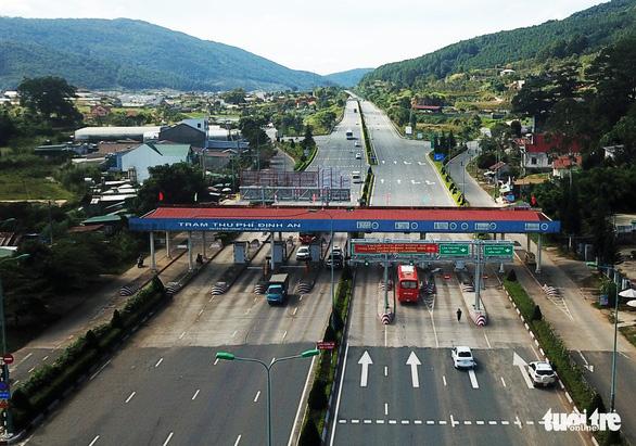 Gần 19.500 tỉ đồng để làm 67km đường cao tốc Tân Phú - Bảo Lộc - Ảnh 1.