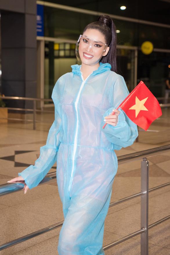 Á hậu Ngọc Thảo dự thi Miss Grand International 2020 tại Thái Lan - Ảnh 1.
