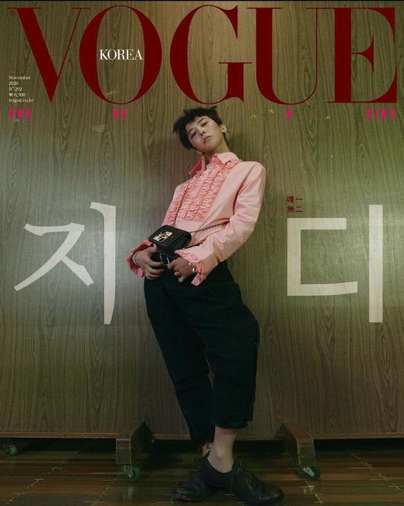 G-Dragon: Vị vua khó thay thế của Kpop - Ảnh 1.